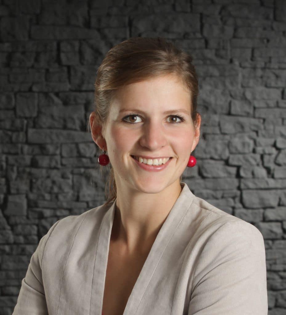 Carina Weimann von der Happyningfabrik