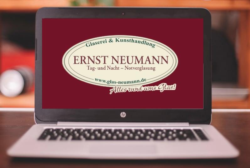 Ernst Nuemann Glaserei