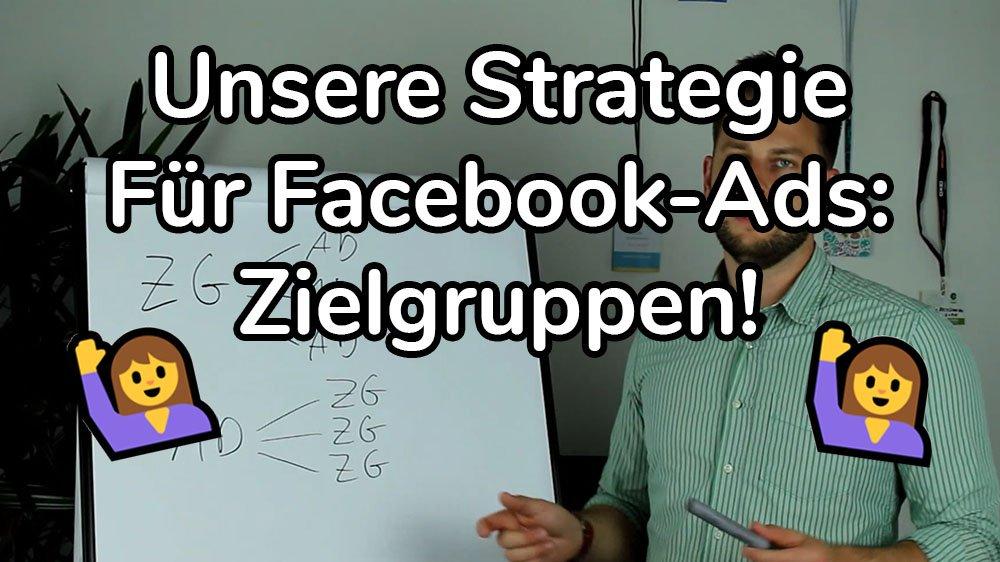 Die Richtige Zielgruppe Für Die Facebook Werbeanzeigen Festlegen